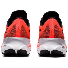 asics Novablast Tokyo Schuhe Herren sunrise red/black